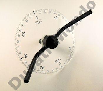 Crank Timing Degree Tool Ducati
