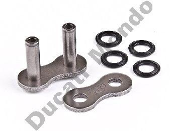 JTC520X1RRL Steel 520X1R Rivet Type Connecting-Link JT Sprockets