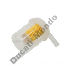 Genuine Ducati OEM fuel filter for Ducati Monster 400 95-03 600 93-01 750 96-01 900 93-99