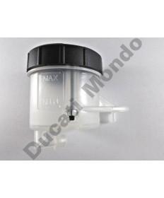 Front brake fluid reservoir genuine Brembo 45cc oil pot & lid New
