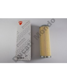 Genuine Ducati OEM oil filter cartridge for Ducati 899, 959, 1199 & 1299 Panigale 12-17 all models & V4 Panigale 1100 18 44440312B