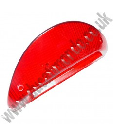 New replacement rear brake tail light lens for Cagiva Planet 125 Raptor 125 650 1000 V-Raptor