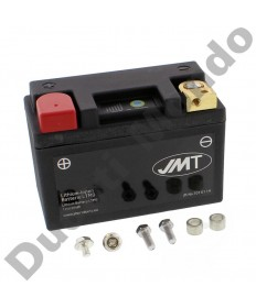 JMT LTM9 Premium Lithium Ion Motorcycle Battery for Ducati Panigale 899 959 V4 1199 1299 Cagiva Mito 125 Aprilia RS125