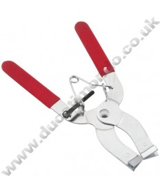 "JMP Piston Ring Installer Remover Tool, for rings 1.2-6.3mm (3/64""-1/4"") in thickness"