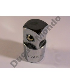 "JMP 1/2"" female to 3/4"" male socket adapter chrome vanadium"