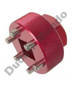 JMP top yoke steering ring nut tool MV Agusta F4 750, 1000, 1078, Brutale 750, 800, 910, 920, 989, 990, 1078, 1090