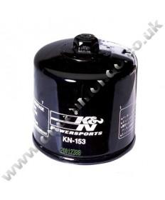 K&N premium oil filter for Ducati KN-153