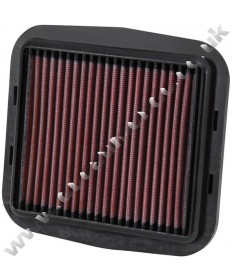 K&N performance air filter Ducati 899 959 1199 1299 Panigale Multistrada 950 1200 1260 XDiavel DU-1112