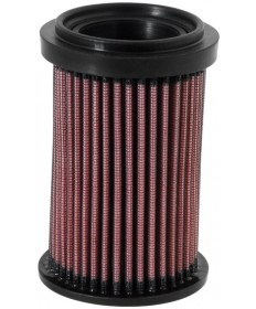 K&N performance air filter Ducati Hypermotard 1100 939 821 796 Hyperstrada Monster 659 696 795 796 797 1100 1200 Sport Classic 1000 Scrambler 400 800 DU-6908
