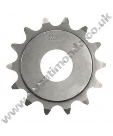 Esjot steel front sprocket 14 tooth 530 pitch Ducati Multistrada 1200 all models 10-18
