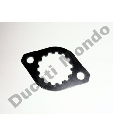 Genuine Ducati front sprocket retaining plate for Ducati 748 851 888 916 996 Monster Supersport Scrambler ST2 ST4 Multistrada 620 SL MH900e