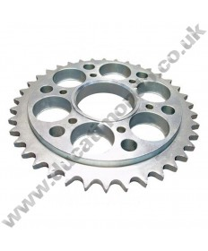 Esjot steel rear sprocket 40 tooth 530 pitch Ducati Multistrada 1200 and 1260 all models 10-19 except Enduro
