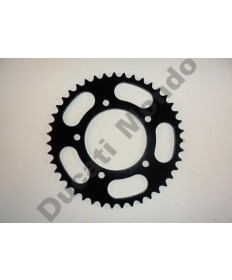 Esjot 43 tooth steel rear sprocket Ducati 899 959 Panigale Scrambler 400 800 Monster 821