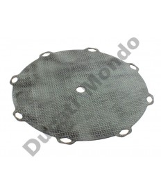 Athena clutch Cover Diaphragm Gasket Aprilia RSV 1000 98-11 Tuono SL Falco ETV & R V990 made in Italy replacement spare service part S410010138002 Part number: 7340185 2R000307 AP0260890 0260890