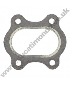 Athena exhaust gasket for Aprilia RSV 1000 Tuono & 04-11 made in Italy by Athena as per AP8119708