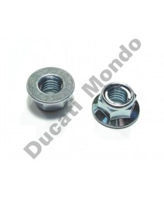 Genuine Ducati OEM cam timing belt tensioner Fuji lock nut 748 749 848 916 996 998 999 1098 1198 MTS 1200 HYM 821 939 Supersport 950 Diavel Streetfighter 74940081A or 729908FN1