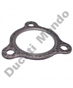 Athena exhaust gasket for Aprilia ETV RST SL Falco RSV 1000 Tuono made in Italy by Athena