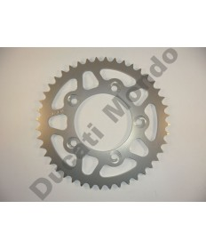 Esjot 44 tooth alloy rear sprocket Ducati 899 959 Panigale Scrambler 400 800 Monster 821