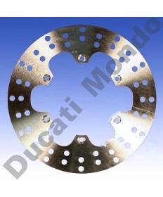 EBC rear brake disc for Cagiva Mito 125 Sports Mk1 Mk2 Evo 1 & 2 SP525 Planet Raptor Supercity River 600 MD638 EAN 5050953310843 OEM 800062615