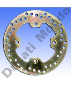 EBC MD613 rear brake disc for Aprilia RS50 99-05 RS125 99-13 & RSV1000 98-11 Tuono 1000 02-11 RSV4 09-13 Tuono V4R 11-13