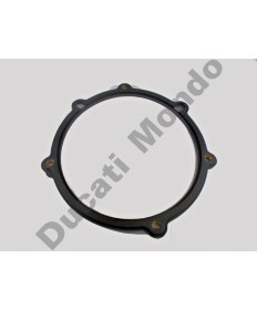 Clutch cover gasket genuine Ducati OEM 748 916 996 998 999 1098 1198 ST2 ST3 ST4 SS Monster Hypermotard 78810522A
