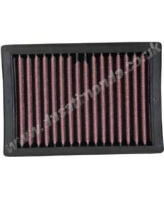 Filtrex performance air filter Aprilia RSV1000 Mille / Tuono 1000 V4R 1100 RXV SXV 450 550 4.5 4.5 AIRA090