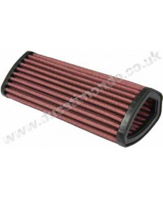 Filtrex performance air filter for Ducati 848 1098 1198 MTS1200