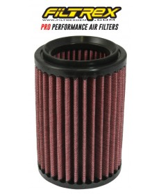 Filtrex performance air filter for Ducati Hypermotard 1100 939 821 796 Hyperstrada Monster 696 795 796 797 1100 1200 Sport Classic 1000 Scrambler 400 800 AIRD009