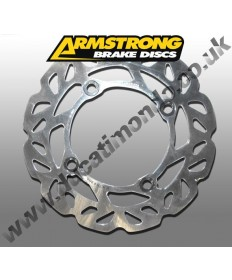 Armstrong Racing Wavy rear brake disc - Aprilia