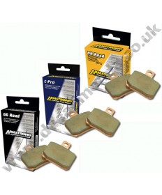 Armstrong Racing HH Front brake pads Ducati Single pin caliper
