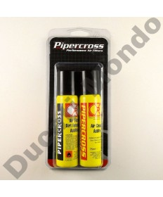 Pipercross Performance Motorcycle Air Filter Cleaner Cleaning & Dirt Retention Kit C9000 service part maintenance product