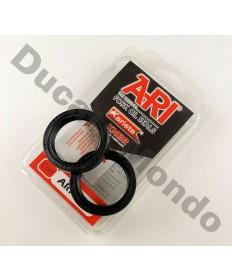 Ariete Fork Oil Seals pair set Ducati Monster 750 900 Supersport 350 400 750 900 SL 851 888 Aprilia RS250 98-03 ARI047 41mm replacement spare service parts