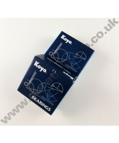 Koyo front wheel bearings for Ducati - PAIR