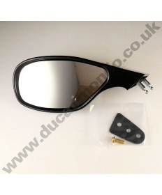 Left hand mirror for Cagiva Mito 125 Sports, Mk1, Mk2, Evo 1 & 2