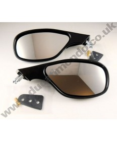 Pair of mirrors for Cagiva Mito 125 Sports, MK1, Mk2, Evo 1 & 2