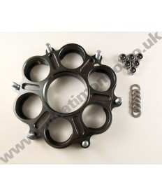 Quick Release Billet rear sprocket carrier for Ducati 1098, 1198, Diavel 1200, Multistrada 1200 MTS JTA760B