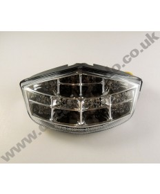 LED integrated indicator stop brake tail rear light for Ducati Monster 659, 696, 795, 796 & 1100