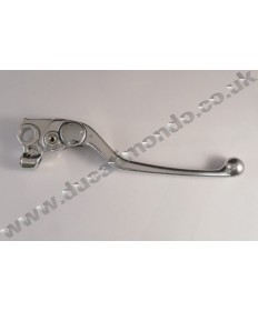 Front brake lever for Ducati - Silver - Early 12mm pivot axial version