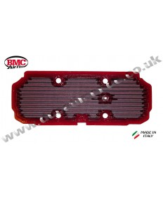 BMC performance air filter for MV Agusta F4 750, 1000, 1078, 312R 312RR, BMC-FM394/19/RACE