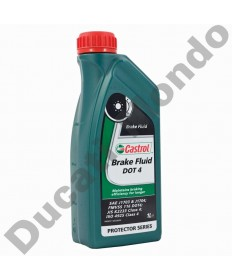 Castrol Response Super DOT 4 hydraulic motorcycle clutch & brake fluid - 1 Litre