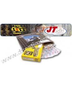 Aprilia RS125 O Ring Chain & Sprocket kit Triple S 17/40