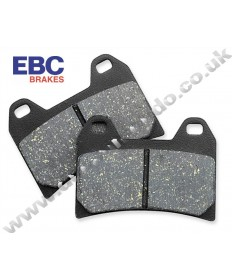 EBC Organic (Kevlar) GG Front brake pads for Ducati - Twin pin caliper FA244