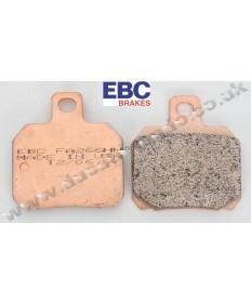 EBC Double H Sintered rear brake pads for Ducati FA266HH
