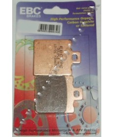 EBC Double H Sintered rear brake pads for Ducati FA47HH