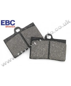 EBC Organic (Kevlar) Front brake pads Ducati Single pin caliper FA95