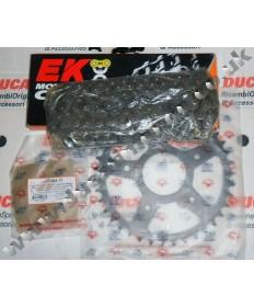 Aprilia MX 125 EK HD Chain & Sprocket kit any gearing 04-07