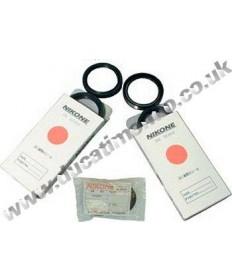 Nikone forks seals for Aprilia AF1 125 RS50 RX50 SX50 RS125 MX125 RX125 ETX125 RS250 Moto 650 6.5 Pegaso 650