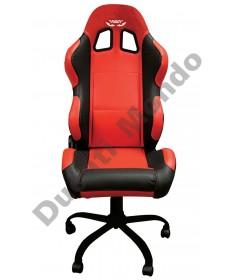Official Carl Fogarty Foggy Licensed Merchandise Office Paddock Chair FOGCHR17