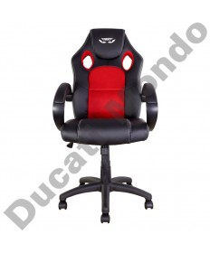 Official Carl Fogarty Foggy Licensed Merchandise Office Rider Chair FOGRID01