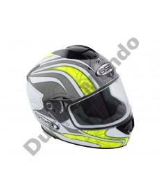 GSB G-350 Adult Full Face Road Helmet Graphic Black Gloss